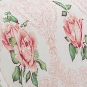 Edredom King 150 fios - Louise Rosa - Dui Design