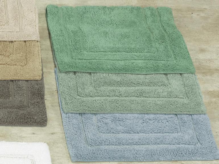 Tapete 40x60cm de algodão com antiderrapante 1600g/m² - Luxor - Dui Design