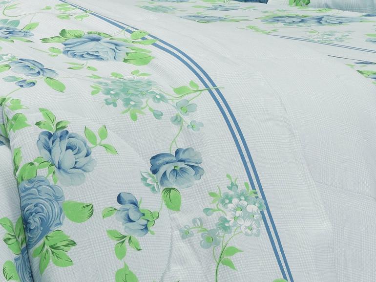 Edredom King 150 fios - Madeleine Porcelana - Dui Design