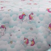 Jogo de Cama Solteiro Kids 100% algodão - Magic - Santista