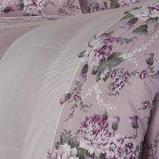 Jogo de Cama Queen 150 fios - Marilda Albergine - Dui Design