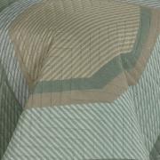 Kit: 1 Cobre-leito Solteiro Bouti de Microfibra Ultrasonic Estampada + 1 Porta-travesseiro - Martin Confrei - Dui Design