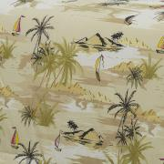 Jogo de Cama Queen 150 fios - Maui Sephia - Dui Design