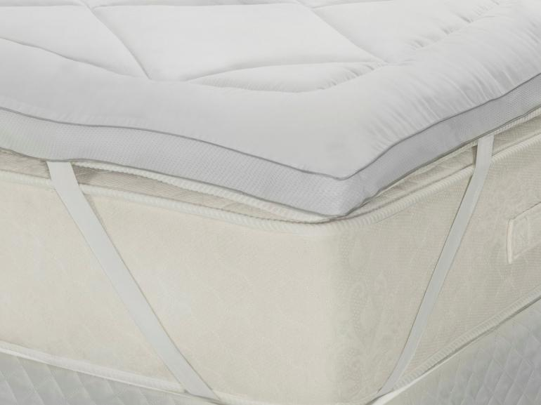 Pillow Top Queen Fibra Siliconizada Super Volumosa 600 gramas/m² - Maximus - Dui Design