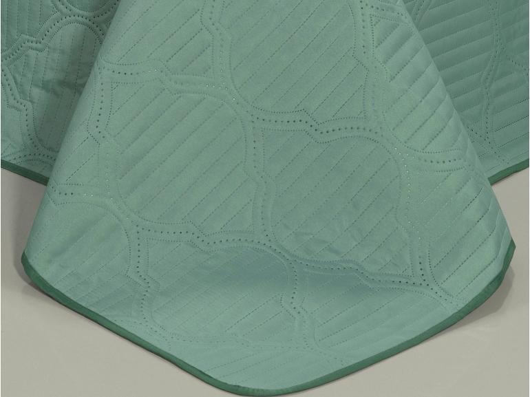 Kit: 1 Cobre-leito King Bouti de Microfibra Ultrasonic + 2 Porta-travesseiros - Messina Confrei - Dui Design
