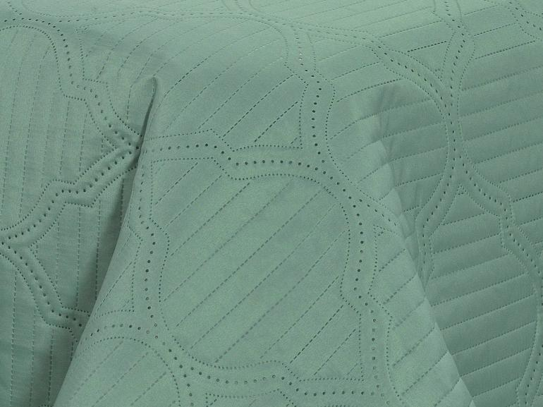 Kit: 1 Cobre-leito Solteiro Bouti de Microfibra Ultrasonic + 1 Porta-travesseiro - Messina Confrei - Dui Design