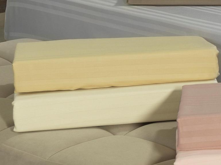 Lençol Queen com elástico Avulso Cetim 300 fios 100% Algodão - Milano - Dui Design