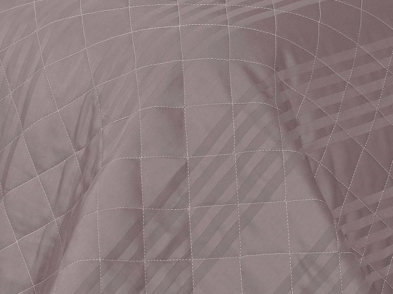 Enxoval Casal com Cobre-leito 7 peças Cetim 300 fios - Milano Uva - Dui Design