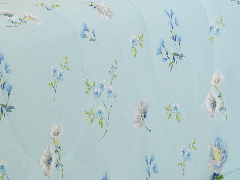 Jogo de Cama Queen 150 fios - Mirela Azul - Dui Design