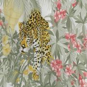 Enxoval Solteiro com Edredom 4 peças Percal 180 fios - Miura Verde - Dui Design