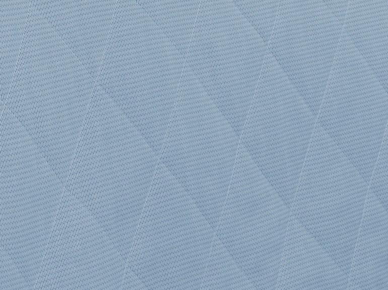Enxoval King com Cobre-leito 7 peças 150 fios - Mix Azul - Dui Design