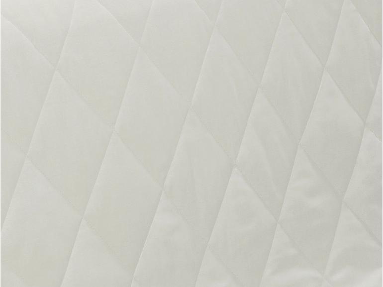 Enxoval King com Cobre-leito 7 peças 150 fios - Mix Branco - Dui Design
