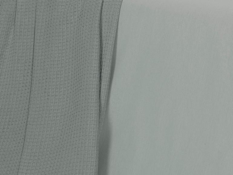 Jogo de Cama King 150 fios 100% Algodão - Mix Cinza - Dui Design