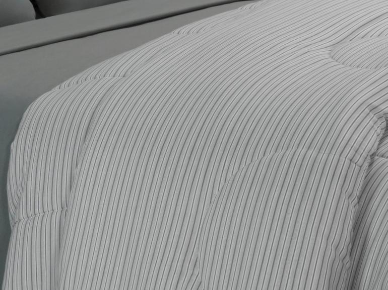 Edredom King 150 fios - Mix Grafite - Dui Design