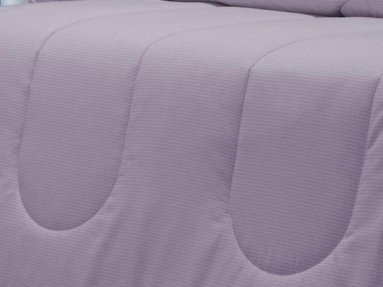 Edredom Solteiro 150 fios - Mix Lilás - Dui Design
