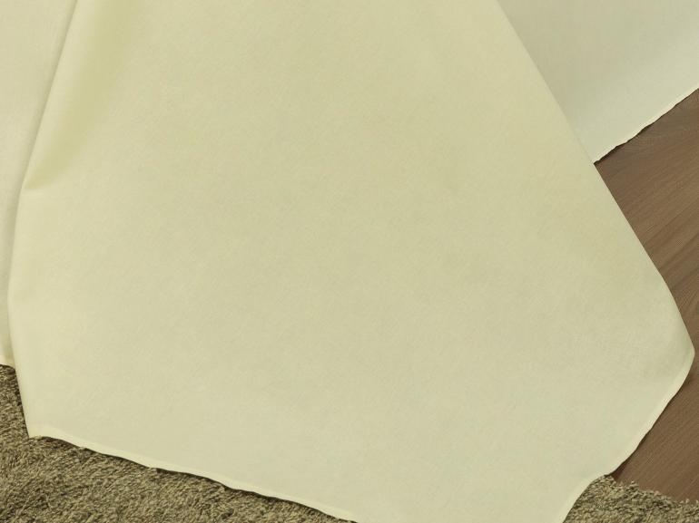 Jogo de Cama King 150 fios 100% Algodão - Mix Marfim - Dui Design