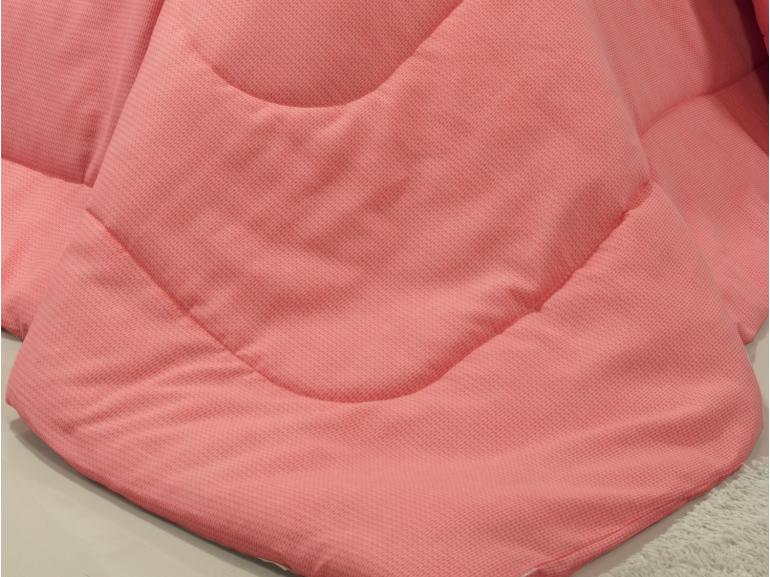 Edredom Solteiro 150 fios - Mix Rosa - Dui Design