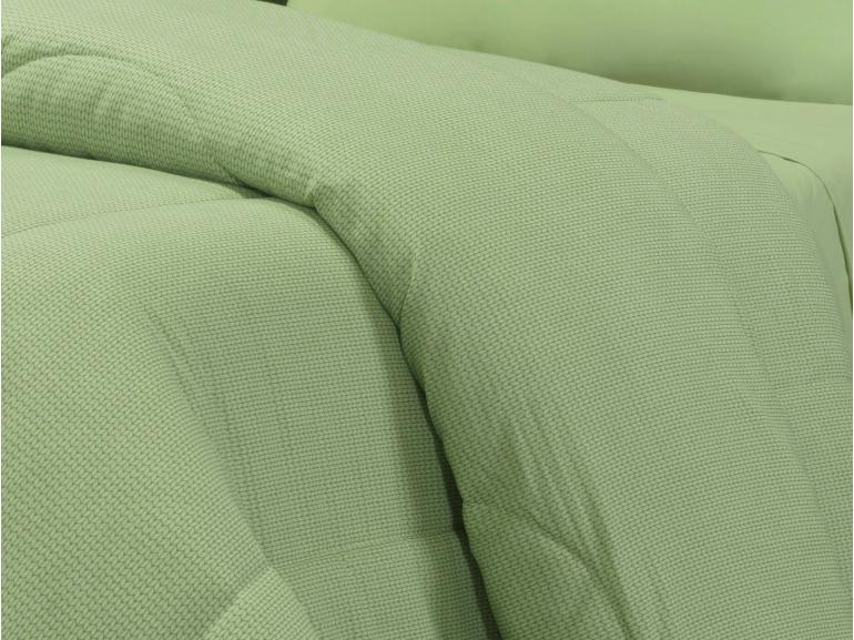 Edredom Casal 150 fios - Mix Verde - Dui Design
