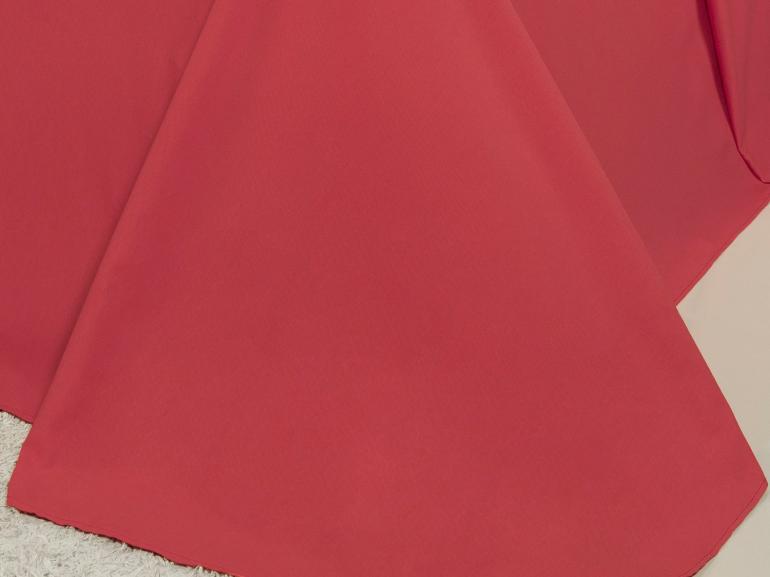Jogo de Cama King 150 fios 100% Algodão - Mix Vermelho - Dui Design