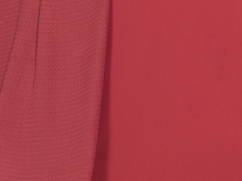 Jogo de Cama Queen 150 fios 100% Algodão - Mix Vermelho - Dui Design