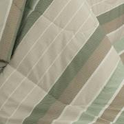 Edredom Casal Percal 200 fios - Mondeo Confrei - Dui Design