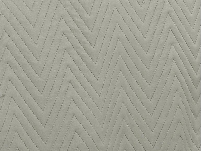Kit: 1 Cobre-leito Casal Bouti de Microfibra Ultrasonic + 2 Porta-travesseiros - Nagano Bege - Dui Design