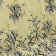 Jogo de Cama Solteiro Percal 200 fios - Native Amarelo - Dui Design