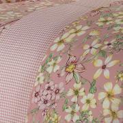 Jogo de Cama Queen 150 fios - Nicoleta Rosa - Dui Design