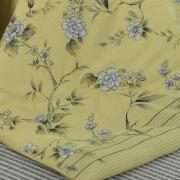 Jogo de Cama Queen 150 fios - Nikita Amarelo - Dui Design