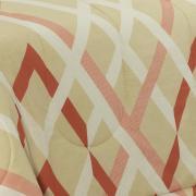 Jogo de Cama Casal 150 fios - Nimbus Bege - Dui Design