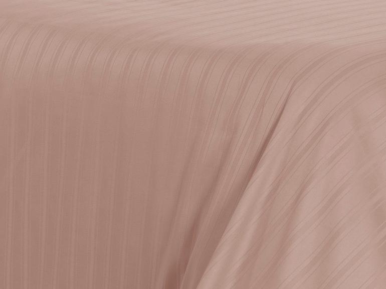 Jogo de Cama Queen Cetim 300 fios - Paris Rosa Velho - Dui Design