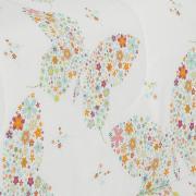 Jogo de Cama Casal Percal 180 fios - Pretty Multicor - Dui Design