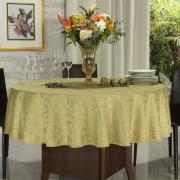 Toalha de Mesa Fácil de Limpar Redonda 220cm - Princess Mel - Dui Design