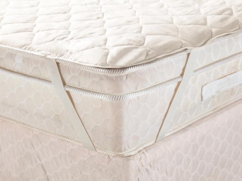 Protetor de Colchão Casal com elástico - Protect Plus - Trisoft