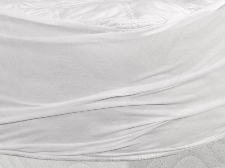 Protetor de colchão Solteiro Impermeável - Matelado Ultrassonico - Kacyumara