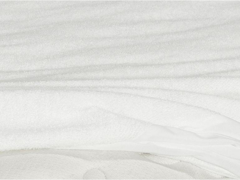 Protetor de Colchão Solteiro Felpudo Atoalhado Impermeável - Venetto - Dui Design