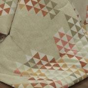 Edredom Casal 150 fios - Qatar Camurça - Dui Design