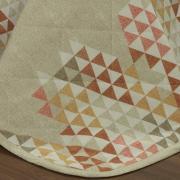 Enxoval King com Cobre-leito 7 peças 150 fios - Qatar Camurça - Dui Design