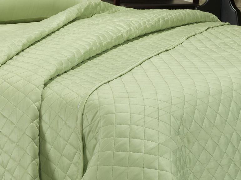 Jogo de Cama Queen Cetim 300 fios - Riviera Verde - Dui Design
