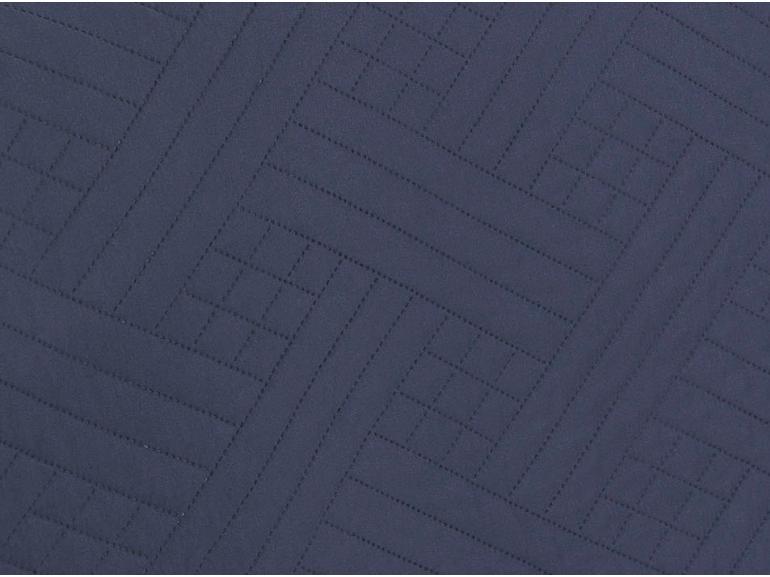 Kit: 1 Cobre-leito Solteiro Bouti de Microfibra Ultrasonic + 1 Porta-travesseiro - Saulo Marinho - Dui Design