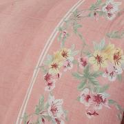 Jogo de Cama Queen Percal 200 fios - Scarlet Rosa Velho - Dui Design