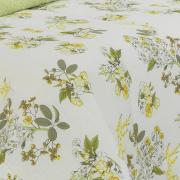 Edredom Casal 150 fios - Siena Botanic - Dui Design