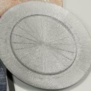 Kit: 4 Sousplat 33cm redondo - Davos - Dui Design
