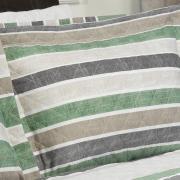 Kit: 1 Cobre-leito King + 2 Porta-travesseiros 150 fios - Thomas Confrei - Dui Design