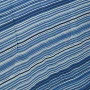 Jogo de Cama Casal 150 fios - Trianon Navy - Dui Design