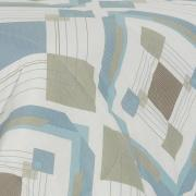 Jogo de Cama Queen 150 fios - Turin Stone - Dui Design