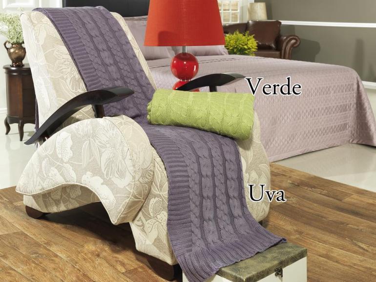 Manta de Tricot de Sofá - Valence - Dui Design   Vida e Cor