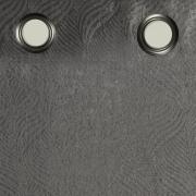 Cortina Shiny Blackout 2,30m de Altura para Varão entre 2,50m e 3,50m de Largura - Vernon - Dui Design
