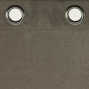 Cortina Shiny Blackout 2,30m de Altura para Varão entre 2,50m e 3,50m de Largura - Waffle - Dui Design