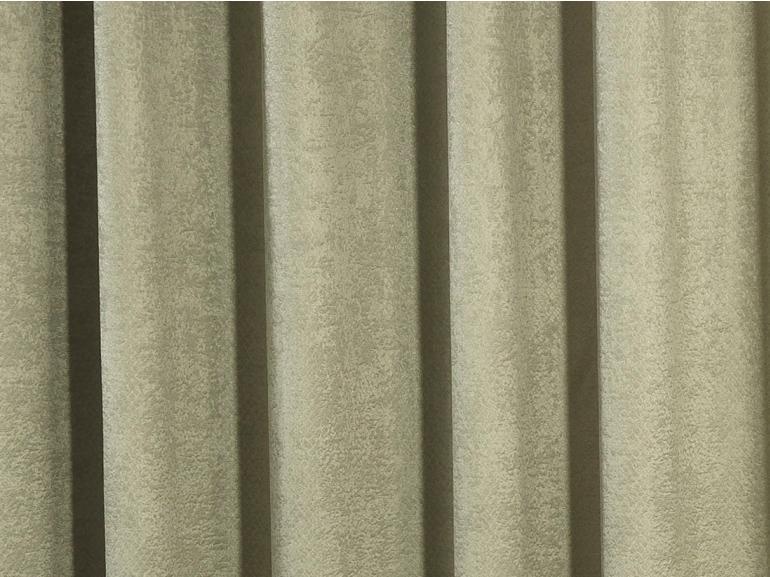 Cortina Shiny Blackout 2,50m de Altura para Varão entre 4,00m e 5,00m de Largura - Waffle - Dui Design